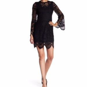 Laundry By Shelli Segal Venise Lace Dress NEW